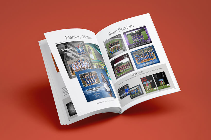 Customizable Presentation Booklet from H&H Color Lab