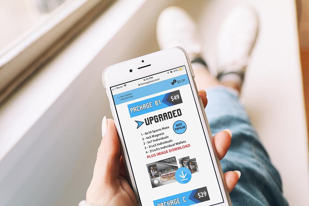 H&H's best-of-class online sales system, hhimagehost.