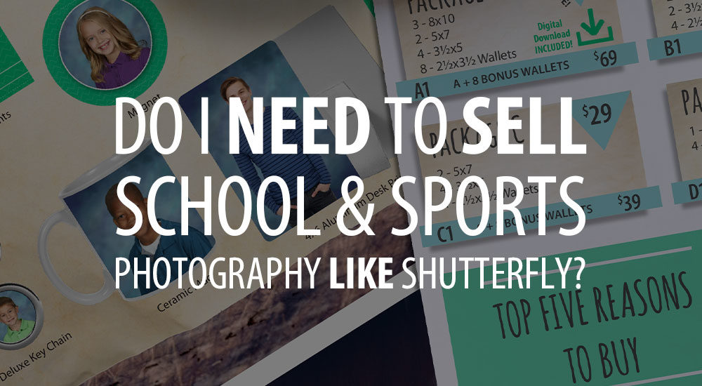 Do I Need to Sell Sports Photos Online Like Shutterfly?