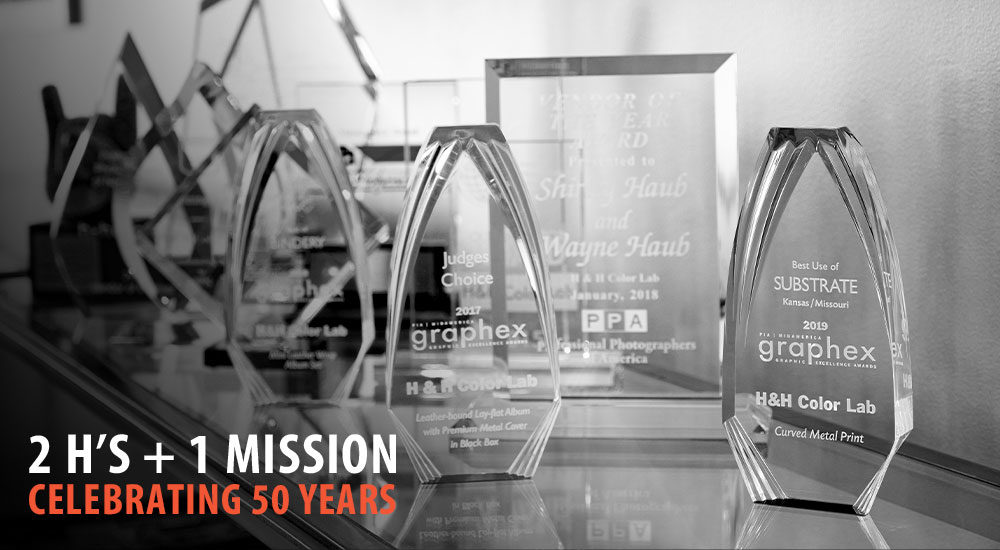 2 H's + 1 Mission = Celebrating 50 Years