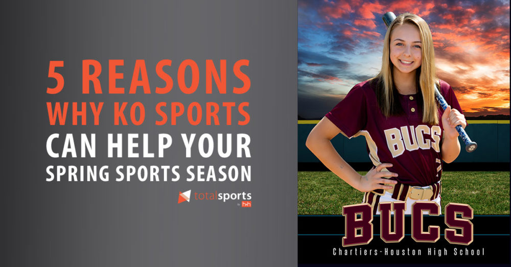 5 Reasons Why KO Sports Can Help Your Spring Sports Season